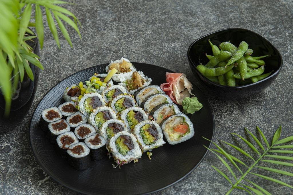 sushi w SanThai